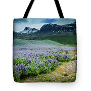 Endless Meadows Tote Bag