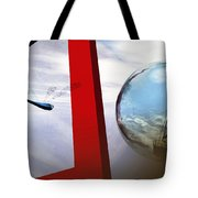 Endless Voyage Tote Bag