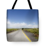 Endlkess Road  Tote Bag