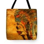 Ends - Tile Tote Bag