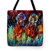 Endurance Tote Bag by Debra Hurd