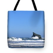 Energizing Waves Tote Bag