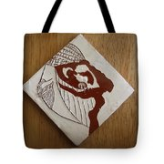 Energy - Tile Tote Bag