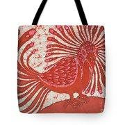 Energy Bird Tote Bag