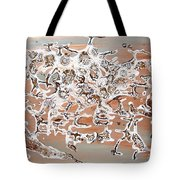 Energy Dance Tote Bag