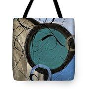 Energy Flow II Tote Bag