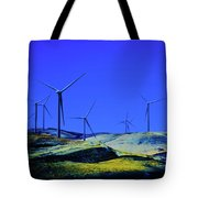 Energy Tote Bag