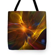 Energy Matrix Tote Bag