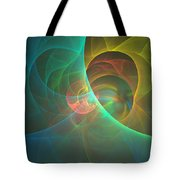 Energy Of The Good Tote Bag