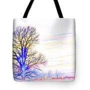 Energy Tree Tote Bag