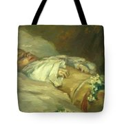 Enfant Mort Detail 1881 Tote Bag