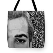 Enfin Eclaire - Finally Enlightened Tote Bag by Glenn McCarthy Art and Photography