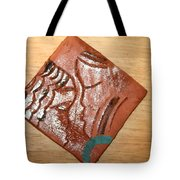 Engage - Tile Tote Bag