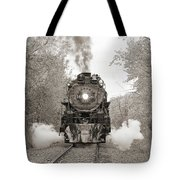 Engine 261 Tote Bag