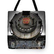 Engine 460 Front And Center Tote Bag