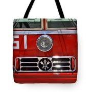 Engine 51 Grill Tote Bag