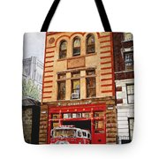 Engine Company 47 Tote Bag