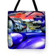 Engine Compartment 11 Tote Bag