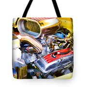 Engine Compartment 5 Tote Bag
