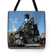 Engine Number 473 Tote Bag