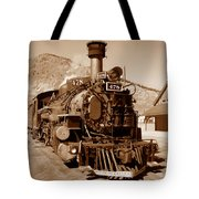 Engine Number 478 Tote Bag