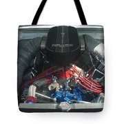 Engine Two Vics Tote Bag