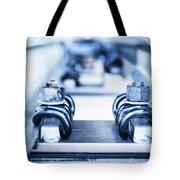 Engineering Metal Parts Tote Bag
