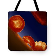 Engineering Nanoparticles For Strength Tote Bag