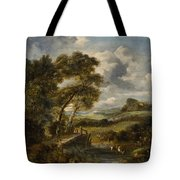 England 19th Tote Bag