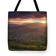 England, Cumbria, Lake District National Park Tote Bag