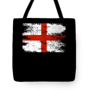 England Gift Country Flag Patriotic Travel Shirt Europe Light Tote Bag