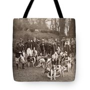 England: Hunters, C1905 Tote Bag