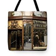 England Tote Bag by Milan Mirkovic