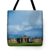 England, Northumberland, Seaton Delaval Hall Tote Bag