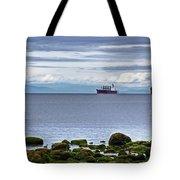 English Bay Tote Bag