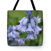English Bluebell Tote Bag