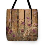 English Garden In Pastels Tote Bag