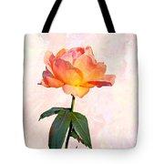 English Garden Rose Tote Bag