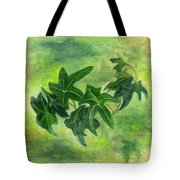English Ivy Tote Bag