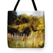 English Pastorale Tote Bag