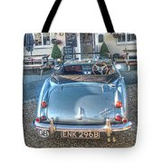 English Pub English Car Tote Bag