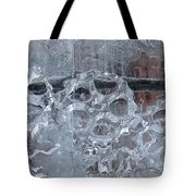 Engrenage De Glace / Iced Gear Tote Bag
