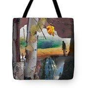 Enjoy Nature Tote Bag