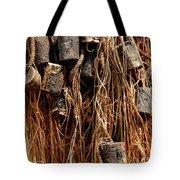 Enkhuizen Fishing Nets Tote Bag