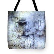 Enlightenment Tote Bag by M Montoya Alicea