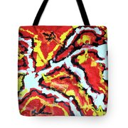 Enlightenment Of The Subconscious Mind Tote Bag