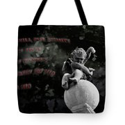 Enmity Tote Bag
