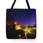 Ennis, Co Clare, Ireland Bridge Over Tote Bag