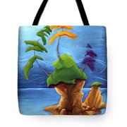 Enraptured Tote Bag