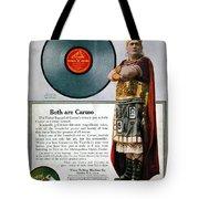 Enrico Caruso (1873-1921) Tote Bag